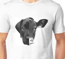 Speciesism Cow Dog Split Face Unisex T-Shirt
