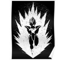 Scouter from Planet Vegeta Poster