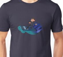 TimeSpace Surfer Unisex T-Shirt