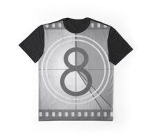 Vintage Countdown Film Graphic T-Shirt