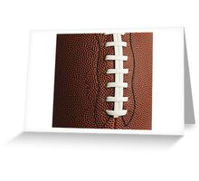 American Football  Greeting Card