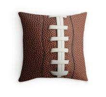 American Football  Throw Pillow