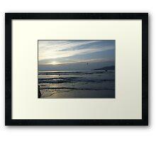 Beach in Phuket Framed Print