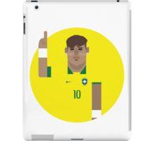 Neymar jr - Brazil iPad Case/Skin