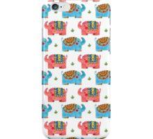 The Elephant Pattern iPhone Case/Skin