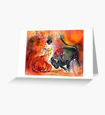 Toroscape 51 Greeting Card