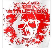 ON THE BRINK OF DESTRUCTION Poster