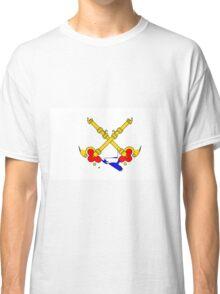 Papal States Flag Classic T-Shirt