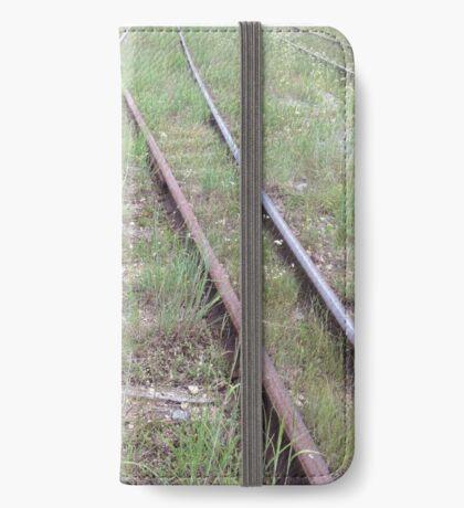 Merging Paths iPhone Wallet/Case/Skin
