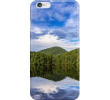 Lake Unicoi iPhone Case/Skin