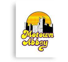 Motown Abbey Canvas Print