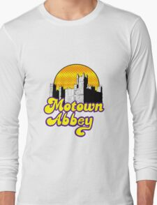 Motown Abbey Long Sleeve T-Shirt