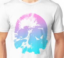 CANDIED HYPER-SKULL IN SUBSPACE Unisex T-Shirt
