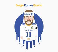 Sergio Ramos- Real Madrid Unisex T-Shirt