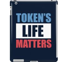 South Park - Token's Life Matters iPad Case/Skin