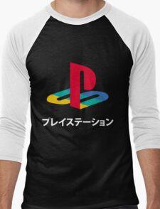 Playstation Men's Baseball ¾ T-Shirt