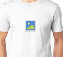 Insert your image here - Colour Unisex T-Shirt