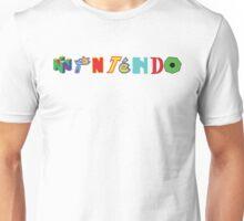 Nintendo Franchises Unisex T-Shirt