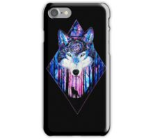 Abstract Wolves iPhone Case/Skin