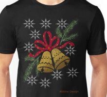 Christmas bells Pattern Unisex T-Shirt
