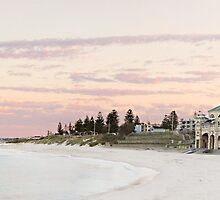 Cottesloe Beach sunrise by Peta Santoro