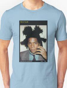 BASQUIAT-THE 27 CLUB T-Shirt