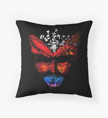 mariposatori Throw Pillow
