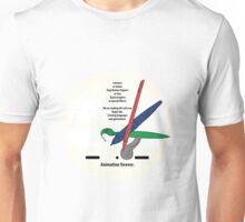 Animation forever Unisex T-Shirt