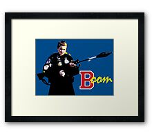 Who're You Calling Small? Framed Print