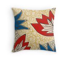 Printed Pattern Throw Pillow