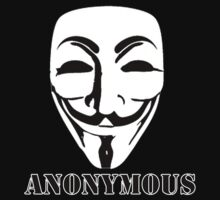 Anonymous mask by neonblade