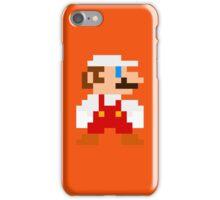 Fire Mario iPhone Case/Skin