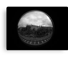 Journey to Newcastle  Canvas Print
