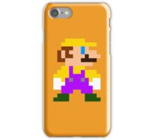 Mario (Wario) iPhone Case/Skin