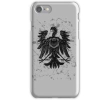 German Eagle 2 iPhone Case/Skin