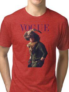 Snape's Vogue cover Tri-blend T-Shirt