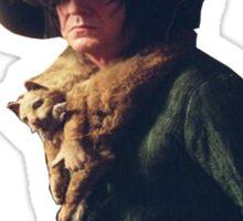 Snape's Vogue cover Sticker