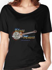 Blues Music Women's Relaxed Fit T-Shirt