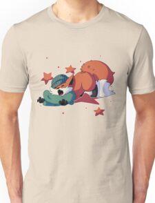 Sleepy Fox Unisex T-Shirt