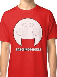 arachnophobia symbol version 2  Classic T-Shirt