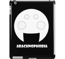 arachnophobia symbol version 2  iPad Case/Skin