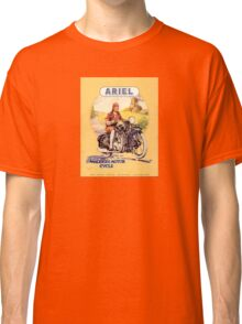 vintage motorcycle Classic T-Shirt