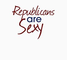Republicans are sexy Womens Fitted T-Shirt