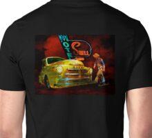 MoPar Cowboy Checks Out of Motel Shell Unisex T-Shirt