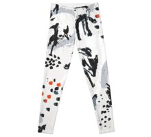Wolf Splatters Leggings