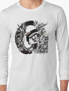 Dark Angels and insects  Long Sleeve T-Shirt