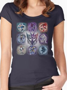 Decepticons Prime- Collection Women's Fitted Scoop T-Shirt
