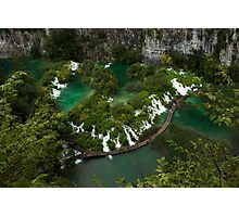 Plitvice Lakes National Park Photographic Print