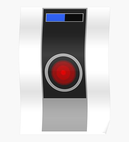 HAL-9000 Poster