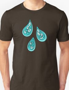 Droplets Joy Ride Unisex T-Shirt